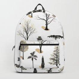 tree shadows Backpack
