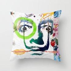 Salvador Dalí Throw Pillow