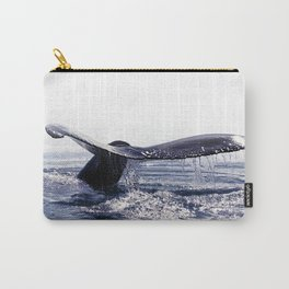 WHALE SONG 1 - DEEP DIVE Carry-All Pouch