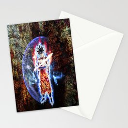 saiya ultra instinct Stationery Cards