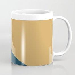 Mid Century Modern Sunset Nº1 Coffee Mug