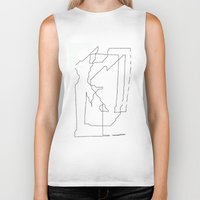 world maps Biker Tanks featuring Maps  by short stories gallery