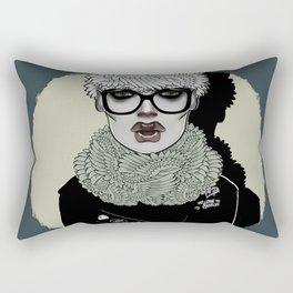 La Noctambule Rectangular Pillow