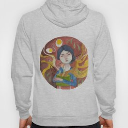 The Noodle Lady Hoody