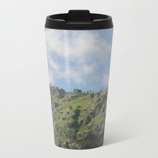 Kasol II Metal Travel Mug