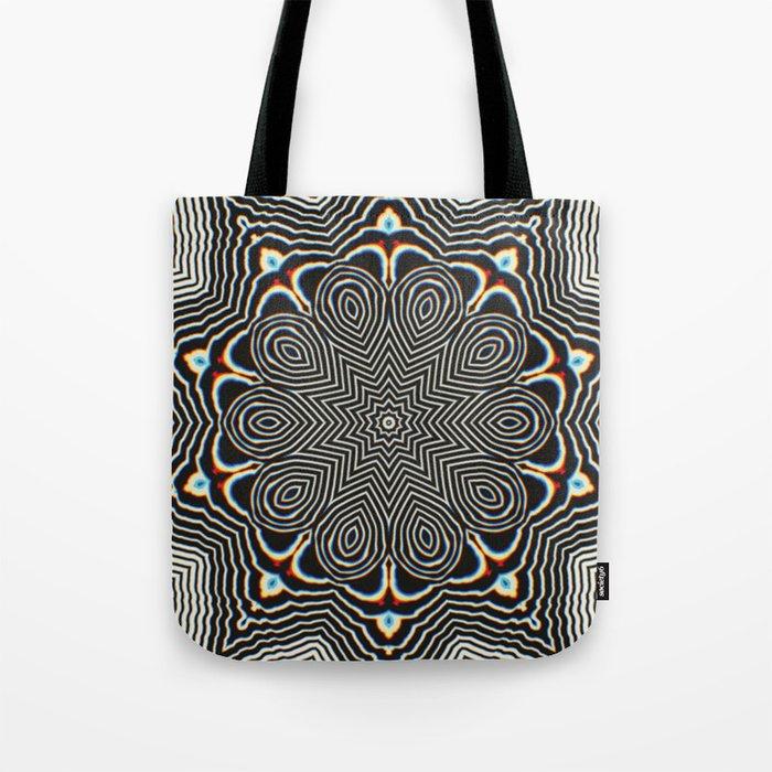 Full Om Mandala Tote Bag