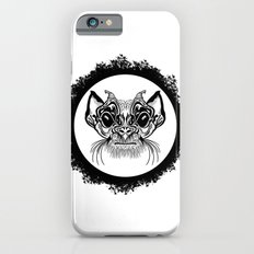 Half Hairy Angry Monkey iPhone 6s Slim Case