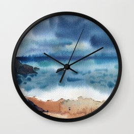 Shining Wall Clock