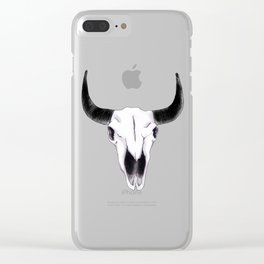 Golgothan Clear iPhone Case