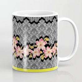 Azelea Border Coffee Mug