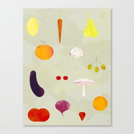 Fruit Medley Canvas Print