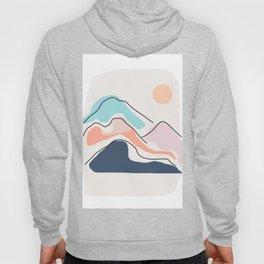 Minimalistic Landscape III Hoody