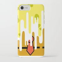 spongebob iPhone & iPod Cases featuring Spongebob SquareDrip by JessicaSzymanski