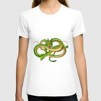 dragon ball T-shirts featuring Shenron Dragon ball by OverClocked