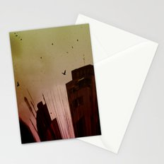 Bucharest take 2 Stationery Cards