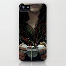 Gamer Girl iPhone Case