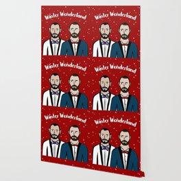 Beard Boy: Winter Wonderland Wallpaper