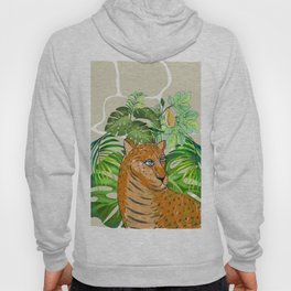 Tropical Leo Hoody