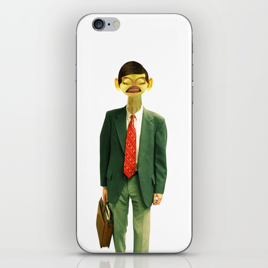 Mr. English iPhone & iPod Skin