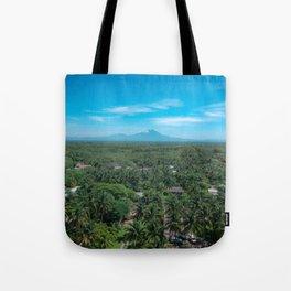 The Palm Jungle Tote Bag