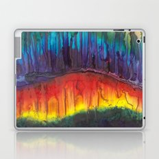 Rainbow Crescendo Laptop & iPad Skin