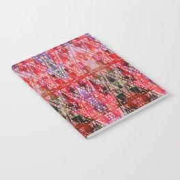 Bright Folk Pattern Notebook