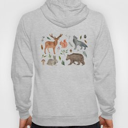 Forest team Hoody