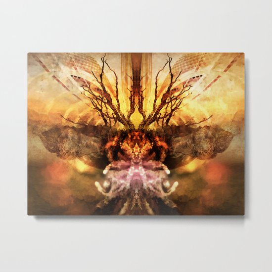 New Eden Metal Print