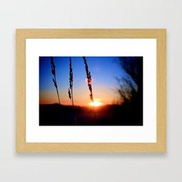 1.27.13 Framed Art Print