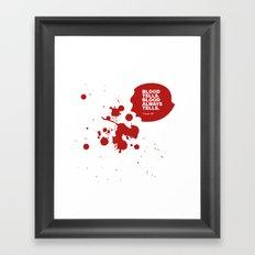 Dexter no.4 Framed Art Print