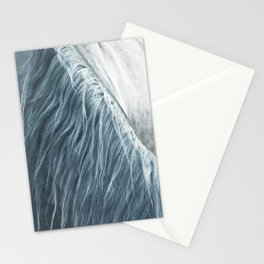 Horse mane photography, fine art print n°1, wild nature, still life, landscape, freedom Stationery Cards