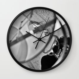 Cross Reflections Wall Clock