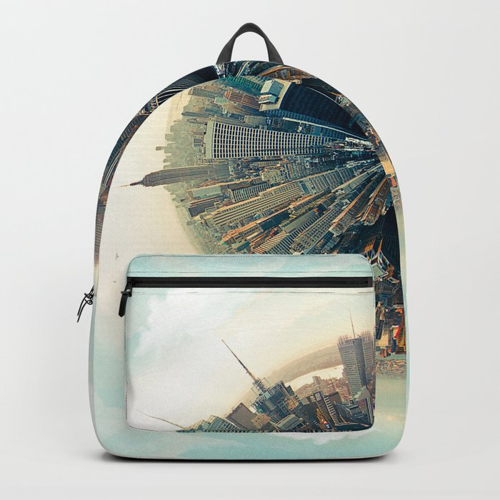 Parallel New York Cities Backpack