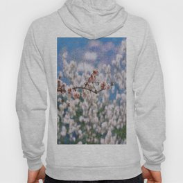 Blooming Almond Tree Hoody