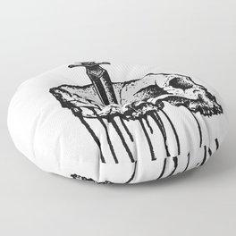 Unknown Pleasure 2 Floor Pillow