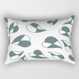 Nature flow #13 Rectangular Pillow
