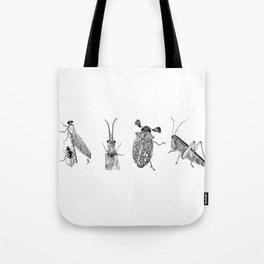 Arthropods Tote Bag
