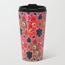 Wild Orchids Travel Mug
