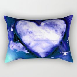Heart Dreams 3H by Kathy Morton Stanion Rectangular Pillow
