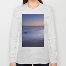 Magic sunset. Algarve beach Long Sleeve T-shirt