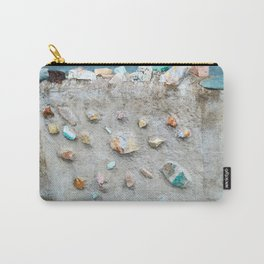 Swedish Stone Wall Carry-All Pouch
