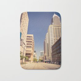 City Streets Bath Mat