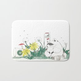Trash Panda Bath Mat