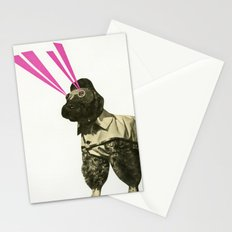 Space Dog Stationery Cards