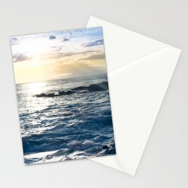 Conference in the Clouds Stationery Cards