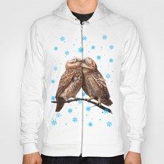 Winter Owls Hoody