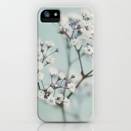 flowers VI iPhone Case