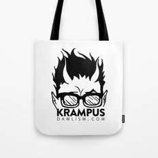 Krampus logo by Dawlism Tote Bag