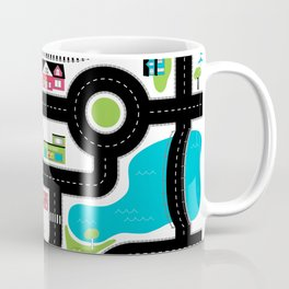 Pop of Colour Playmat Coffee Mug