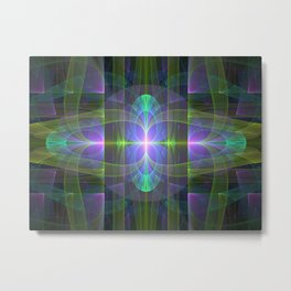 Alien Birth 1 Metal Print